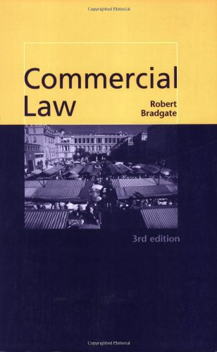 9780406916037: Commercial Law