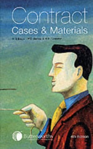 9780406924049: Contract: Cases and Materials