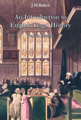 9780406930538: An Introduction to English Legal History