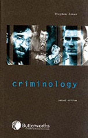 9780406932457: Criminology