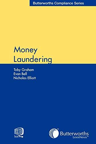 9780406932488: Money Laundering (Butterworth's Compliance Series)