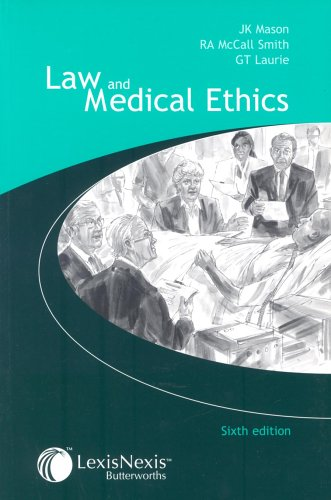 9780406949950: Law and Medical Ethics