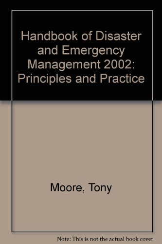 9780406957092: Handbook of Disaster and Emergency Management 2002: Principles and Practice