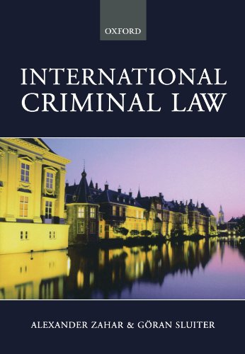 9780406959041: International Criminal Law: A Critical Introduction