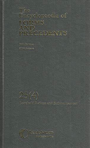 Encyclopaedia of Forms and Precedents:Leasehold Reform and: Lord Millet