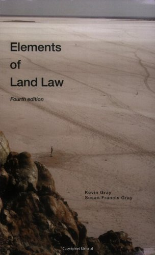 9780406975775: Elements of Land Law