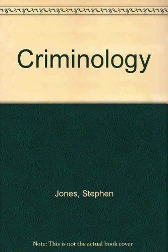 9780406979568: Criminology