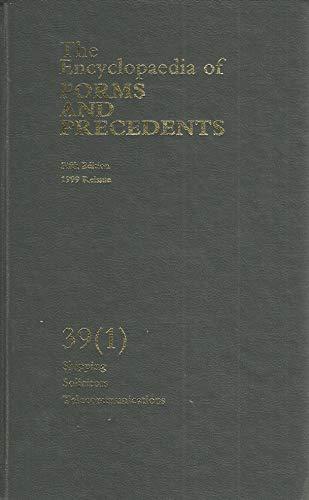 Halsbury s Laws of England. Fourth Edition Reissue. Volume 39 (1). Railways, Inland Waterways and ...