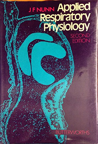 9780407000605: Applied Respiratory Physiology