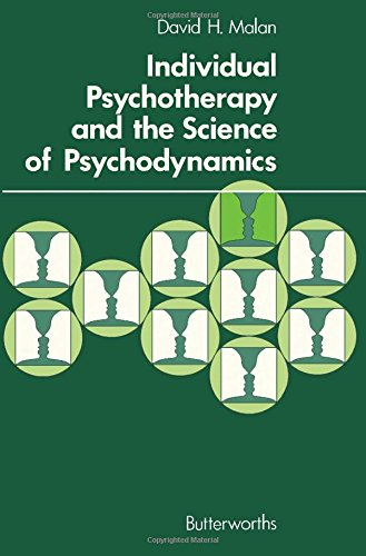 9780407000889: Individual Psychotherapy and the Science of Psychodynamics