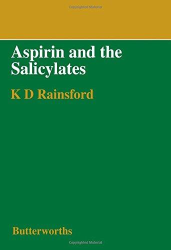 9780407003163: Aspirin and the Salicylates