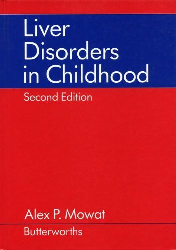 9780407004801: Liver Disorders in Childhood