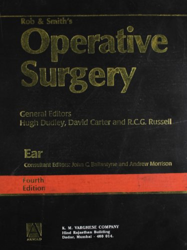 ROB&SMI EAR E4 (Rob and Smith's Operative: Ballantyne, John