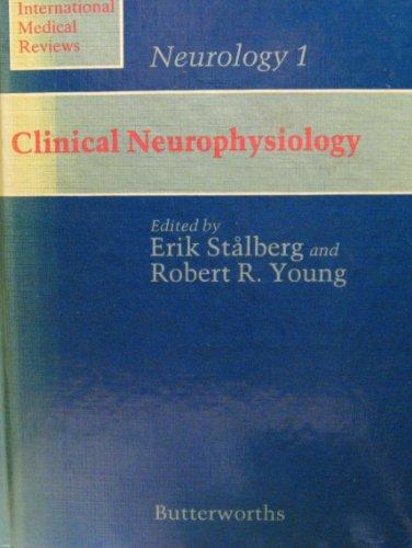 9780407022942: Butterworths International Medical Reviews: Neurology 1: Clinical Neurophysiology