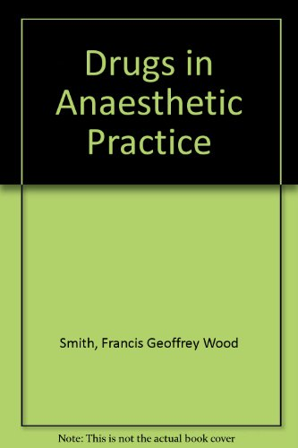 9780407155015: Drugs in Anaesthetic Practice