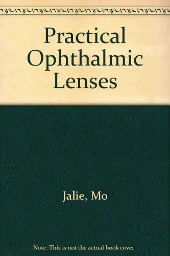 9780407500068: Practical Ophtalmic Lenses
