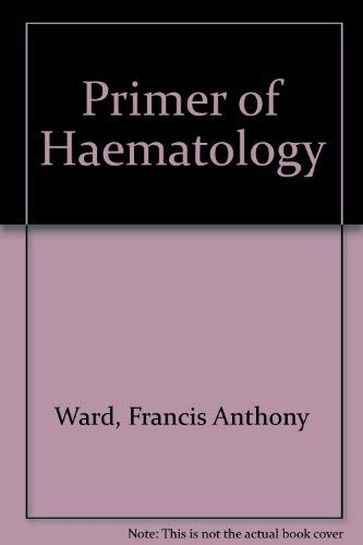 9780407625068: Primer of Haematology
