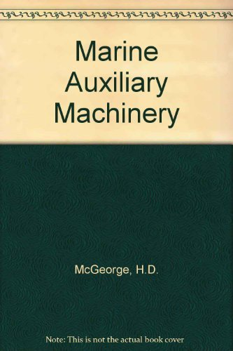 9780408000550: Marine auxiliary machinery