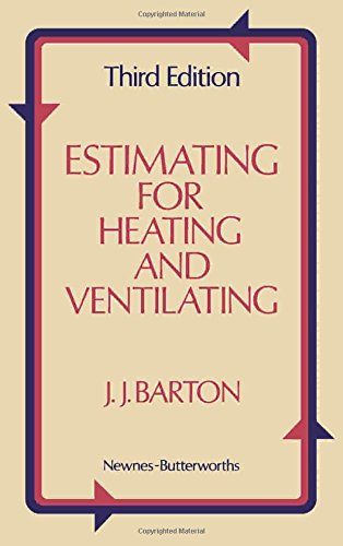 9780408000727: Estimating for Heating and Ventilation