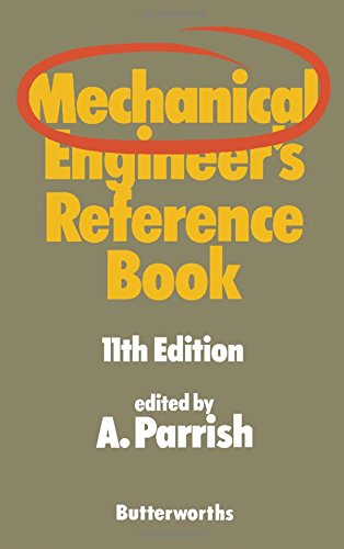 9780408000833: Mechanical Engineer's Reference Book