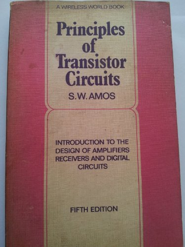 9780408001601: Principles of Transistor Circuits