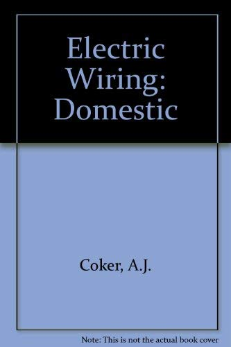 9780408001670: Electric Wiring: Domestic
