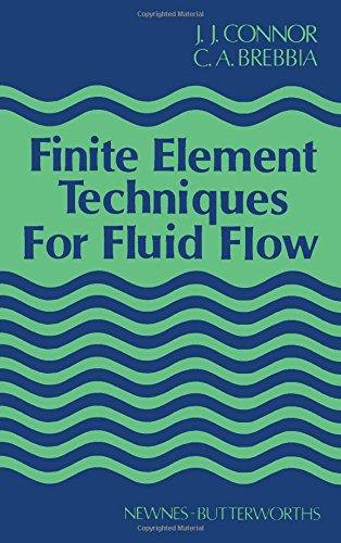 9780408001762: Finite Element Techniques for Fluid Flow