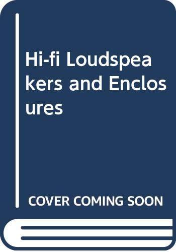 9780408001960: Hi-fi Loudspeakers and Enclosures