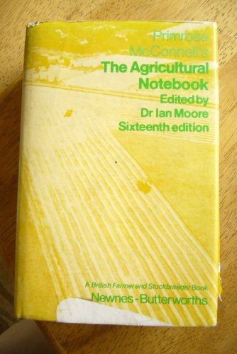 9780408002080: Agricultural Notebook