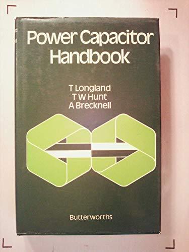 9780408002929: Power capacitor handbook