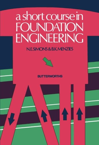 9780408002950: A Short Course in Foundation Engineering