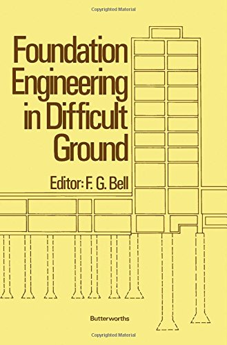 9780408003117: Foundation Engineering in Difficult Ground