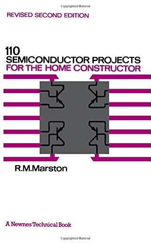 9780408003223: 110 Semiconductor Projects for the Home Constructor