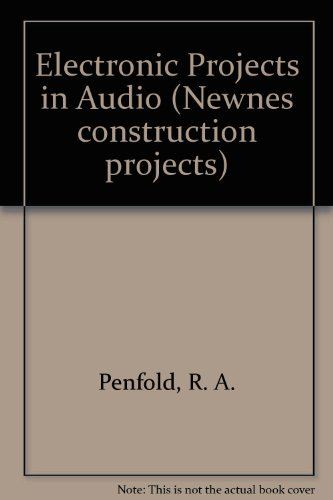 9780408003384: Electronic Projects in Audio (Newnes constructors projects)