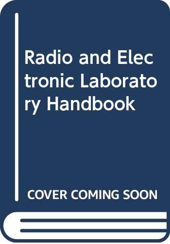 Radio and Electronic Laboratory Handbook: Scroggie, M.G., Johnstone,