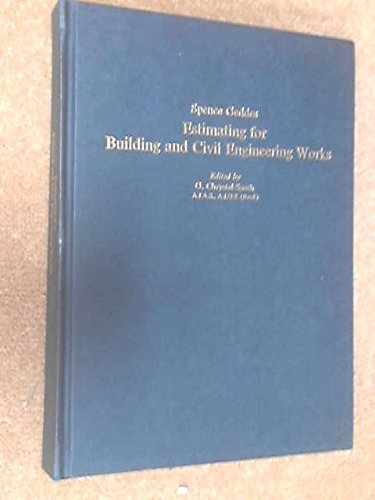 9780408005159: Estimating for Building and Civil Engineering Works