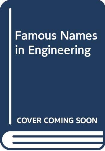 Famous names in engineering: James Carvill