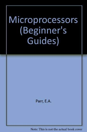 9780408005791: Microprocessors (Beginner's Guides)
