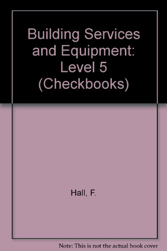 9780408006149: Building Services and Equipment: Level 5 (Checkbooks)
