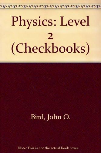 9780408006927: Physics: Level 2 (Checkbooks)
