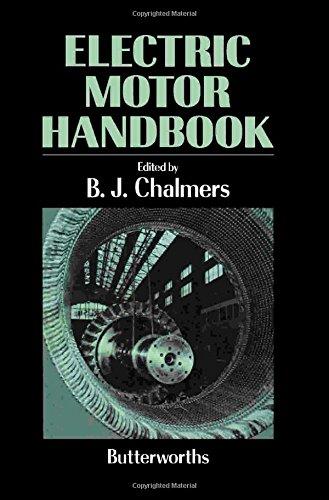 Electric Motor Handbook: Chalmers, B. J. (Ed.)