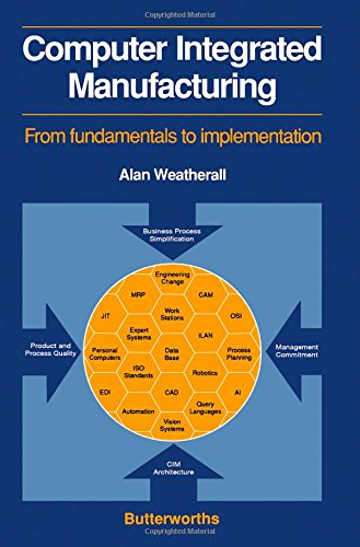 9780408007337: Computer Integrated Manufacturing: From Fundamentals to Implementation