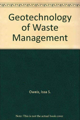 9780408009690: Geotechnology of Waste Management