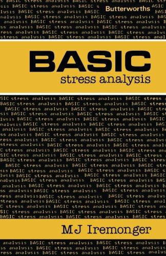 9780408011136: Basic Stress Analysis