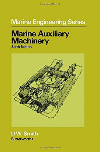 9780408011235: Marine Auxiliary Machinery