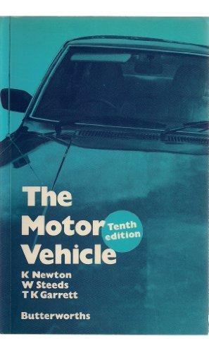 9780408011570: Motor Vehicle