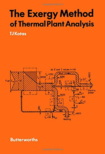 9780408013505: The Exergy Method of Thermal Plant Analysis