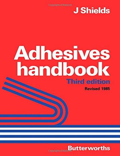 9780408013567: Adhesives Handbook