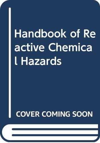 9780408013888: Handbook of Reactive Chemical Hazards