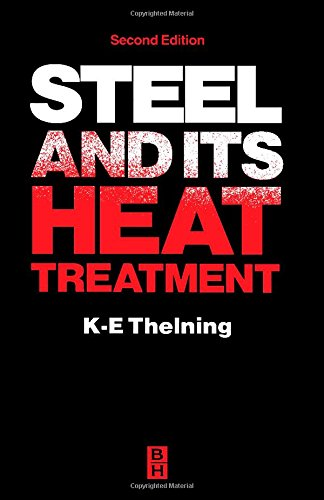 9780408014243: Steel and Its Heat Treatment